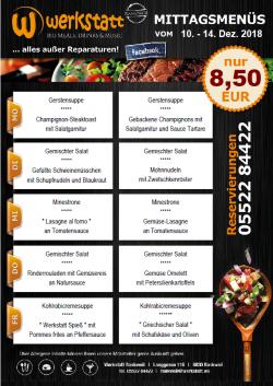 MM KW 50 Werkstatt Rankweil